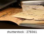 life of a frequent flyer ... | Shutterstock . vector #278361