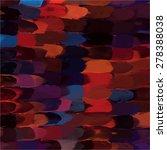 horizontal brush strokes... | Shutterstock .eps vector #278388038