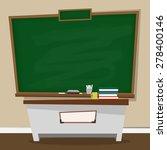 vector illustration of classic... | Shutterstock .eps vector #278400146