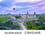kamyanets podilskyi  ukraine  ...   Shutterstock . vector #278451698