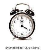 alarm clock | Shutterstock . vector #27848848