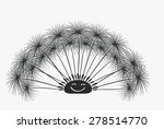 cheerful vector dandelion...
