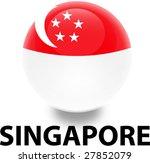 orb singapore flag | Shutterstock .eps vector #27852079