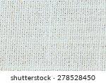 texture canvas fabric as... | Shutterstock . vector #278528450