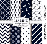 sea and nautical backgrounds in ... | Shutterstock .eps vector #278528624