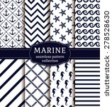 sea and nautical backgrounds in ... | Shutterstock .eps vector #278528630