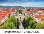 kosice   slovakia   Shutterstock . vector #278607338