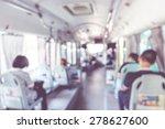 blur background   people in... | Shutterstock . vector #278627600
