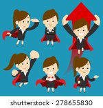 flatten vector illustration  ... | Shutterstock .eps vector #278655830