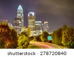 Downtown Of Charlotte  North...