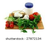 components salad   Shutterstock . vector #27872134