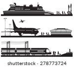 vector illustration of... | Shutterstock .eps vector #278773724