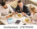 business people in formalwear... | Shutterstock . vector #278790500