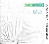 vector wrapping paper photo... | Shutterstock .eps vector #278797070