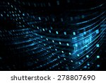 abstract business science or... | Shutterstock . vector #278807690