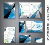 design abstract vector brochure ...   Shutterstock .eps vector #278849654