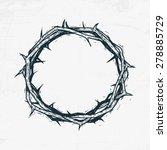 Crown Of Thorns Jesus Christ....