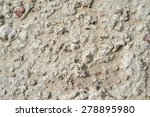 Rough Texture Of A Concrete...