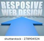 responsive web design   3d...