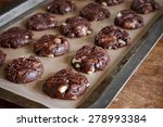 Raw Chocolate Cookie With...
