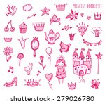 Hand Drawn Vector Illustration...