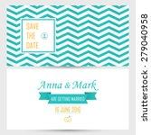 wedding card invitation...   Shutterstock .eps vector #279040958