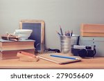 creative process concept. retro ... | Shutterstock . vector #279056609