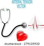 illustration of stethoscope