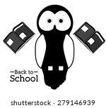 back to school design over... | Shutterstock .eps vector #279146939