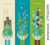 environmental protection ... | Shutterstock .eps vector #279161594