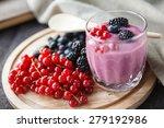 yogurt | Shutterstock . vector #279192986