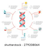 Dna Structure Infographic....