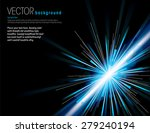 vector illustration of abstract ... | Shutterstock .eps vector #279240194