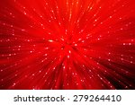 abstract red fractal... | Shutterstock . vector #279264410