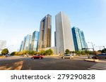 office buildings and modern... | Shutterstock . vector #279290828