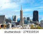 beautiful view of business... | Shutterstock . vector #279310514