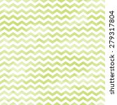 white chevron pattern on green...   Shutterstock . vector #279317804