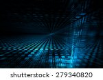 abstract science or technology... | Shutterstock . vector #279340820