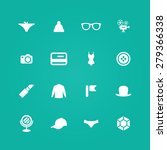accessories icons universal set ... | Shutterstock . vector #279366338