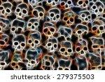 Skull Bone Fractal Images