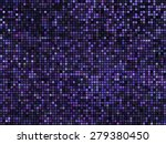 abstract shimmering purple...