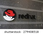 raleigh nc usa   5 14 2015  red ... | Shutterstock . vector #279408518