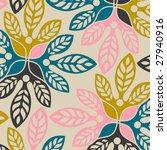 flower background | Shutterstock .eps vector #27940916