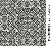 vector seamless pattern | Shutterstock .eps vector #279416078