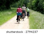 """sports family walking in... 