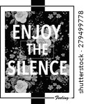 vintage print and slogan. for t ... | Shutterstock .eps vector #279499778
