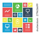 analytics  research icons...   Shutterstock . vector #279626699