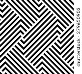 the geometric pattern by... | Shutterstock .eps vector #279650903