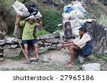 Annapurna Circuit  Nepal  ...