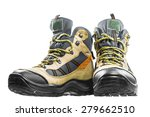 Trekking Shoes  Isolate ...